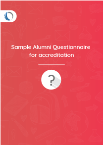 Sample Alumni Questionnaire for accreditation