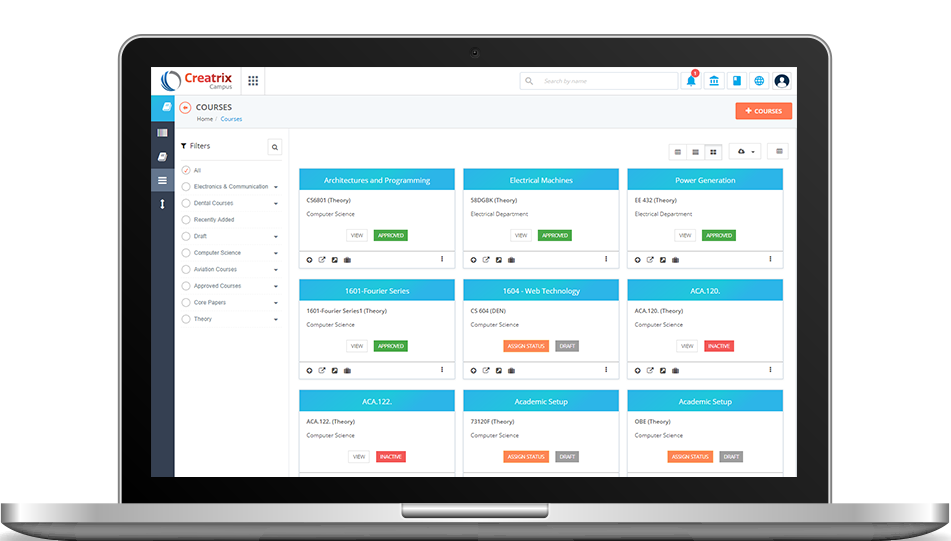 Curriculum Management Software and Curriculum Mapping Software