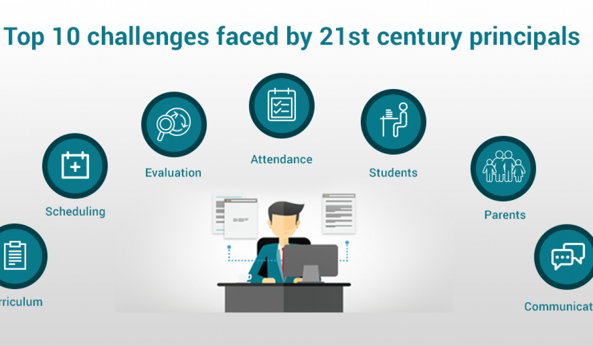 Top 10 Challenges Faced By 21st Century Principals Creatrix Campus