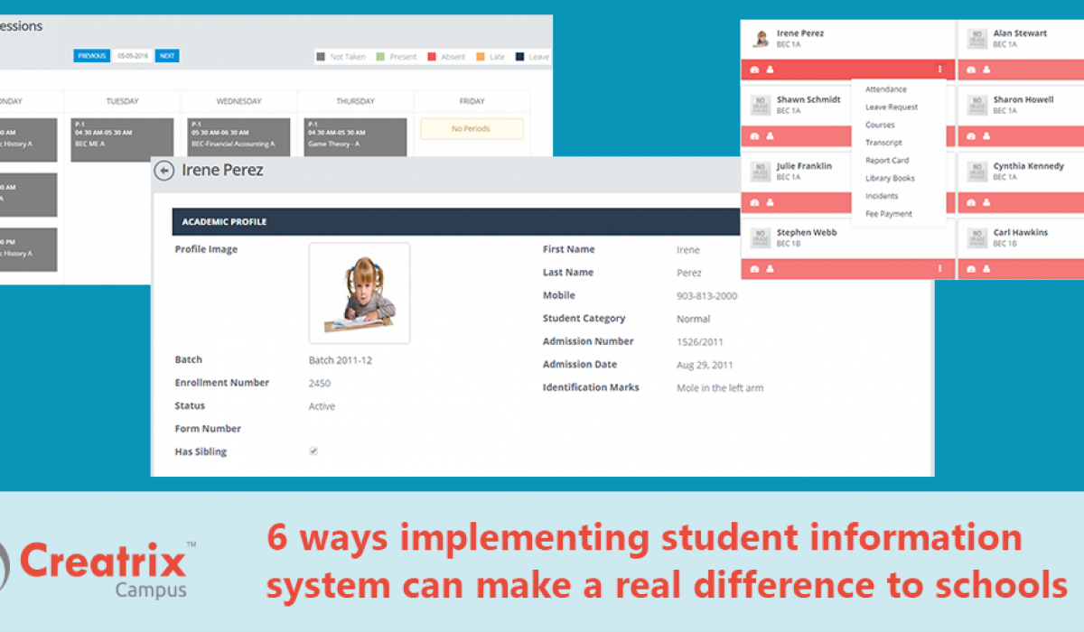 6 ways implementing student information system can make a