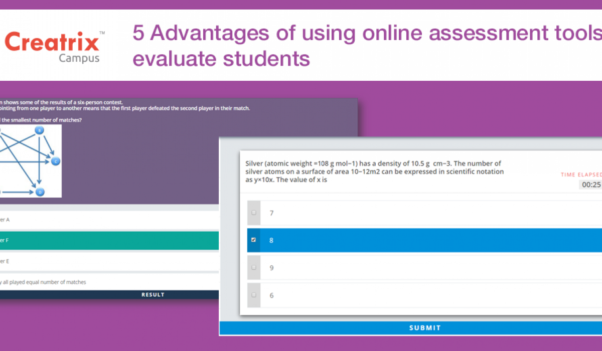 5 advantages of using online assessment tools to evaluate