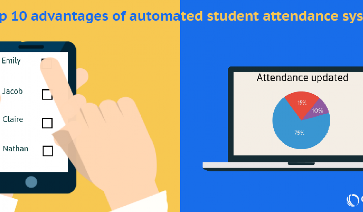 Top 10 advantages of automated student attendance system