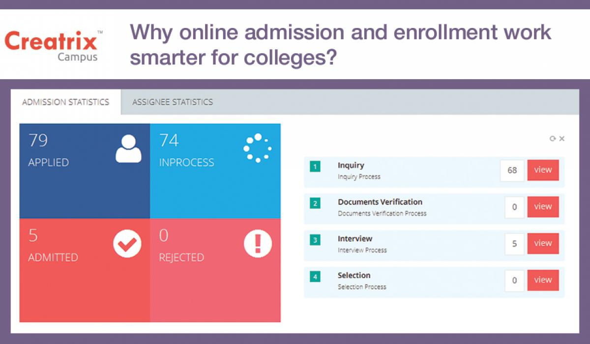 Smarter for colleges