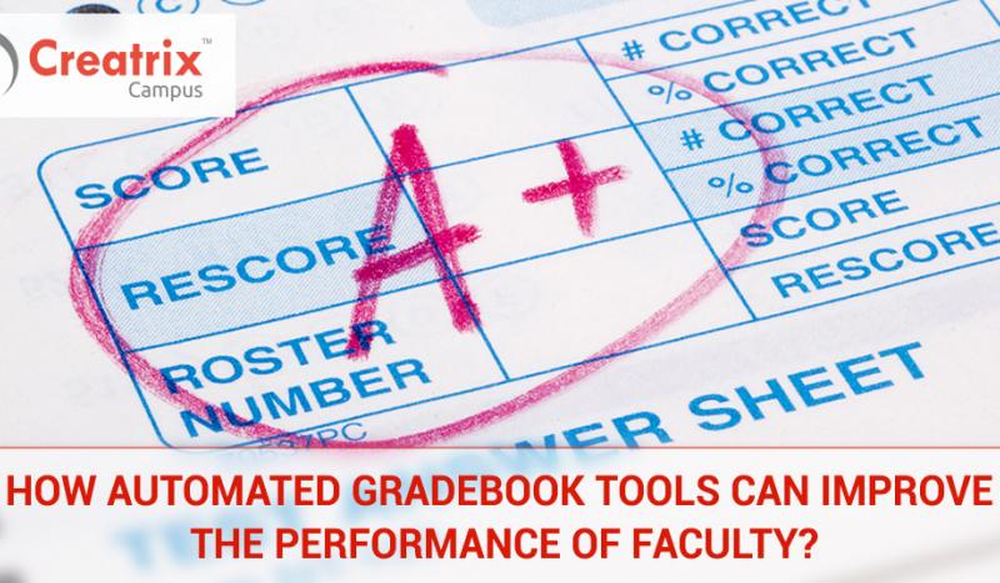 Automated gradebook