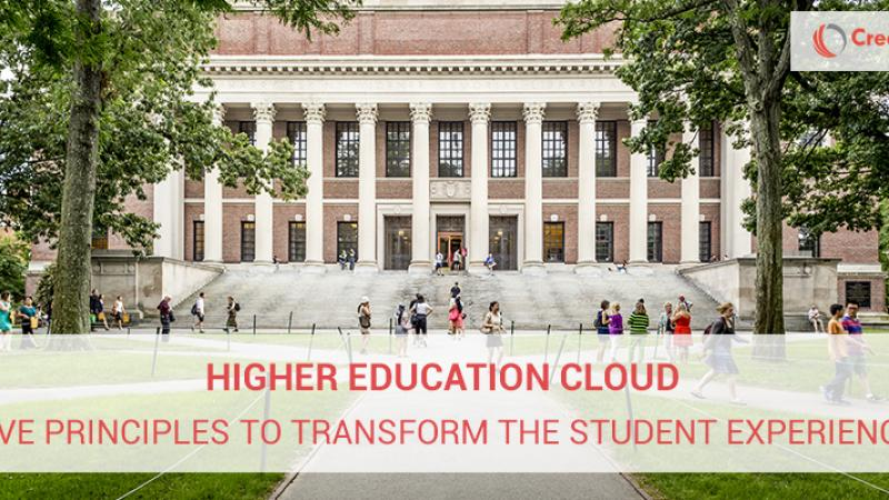 higher education cloud