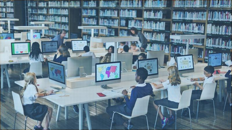 Library Management for School